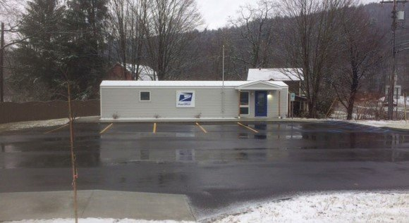 Richford Post Office project proves it 'takes a village'