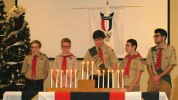 Eagle Scout project benefits Candor American Legion