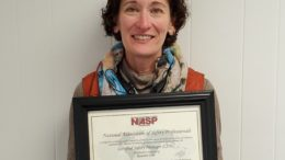 Cole earns NASP Safety Manager Certification