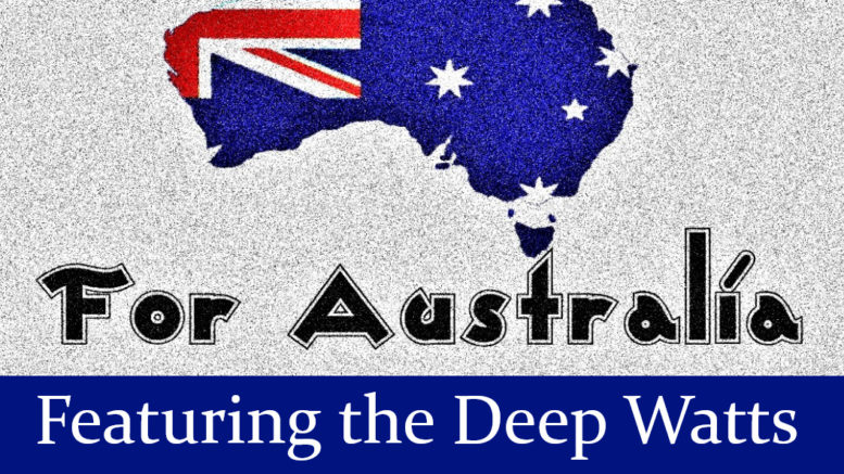 Musicians unite for Australia