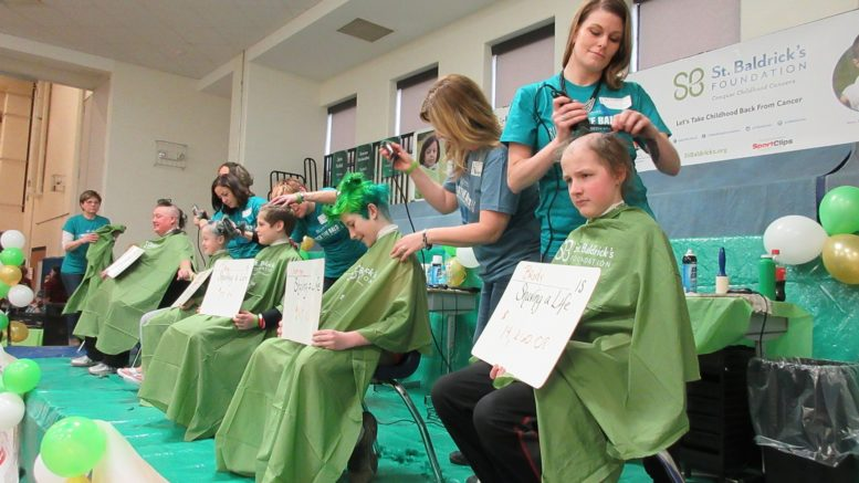 Candor St. Baldrick's organizers seek names for the 'Honor Wall'