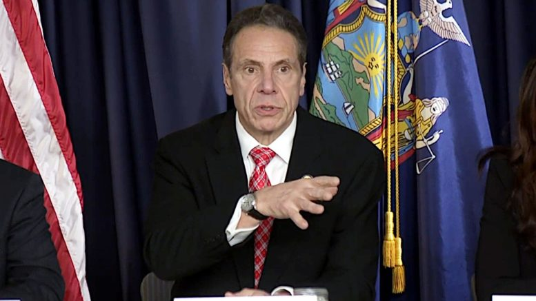 Cuomo's $3 billion bond proposal part of larger N.Y. effort to lead on environmental issues