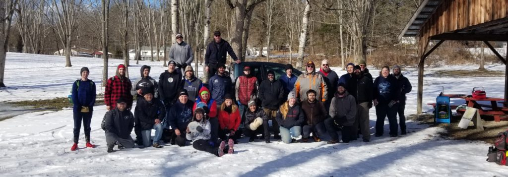 Disc Golf Club holds first annual 'Ice Bowl'