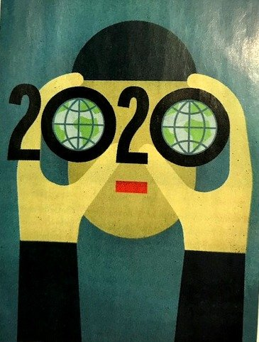 'Creating 2020 Vision for a New You' through Meditation