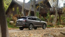 Test Drive - New 2020 Subaru Outback