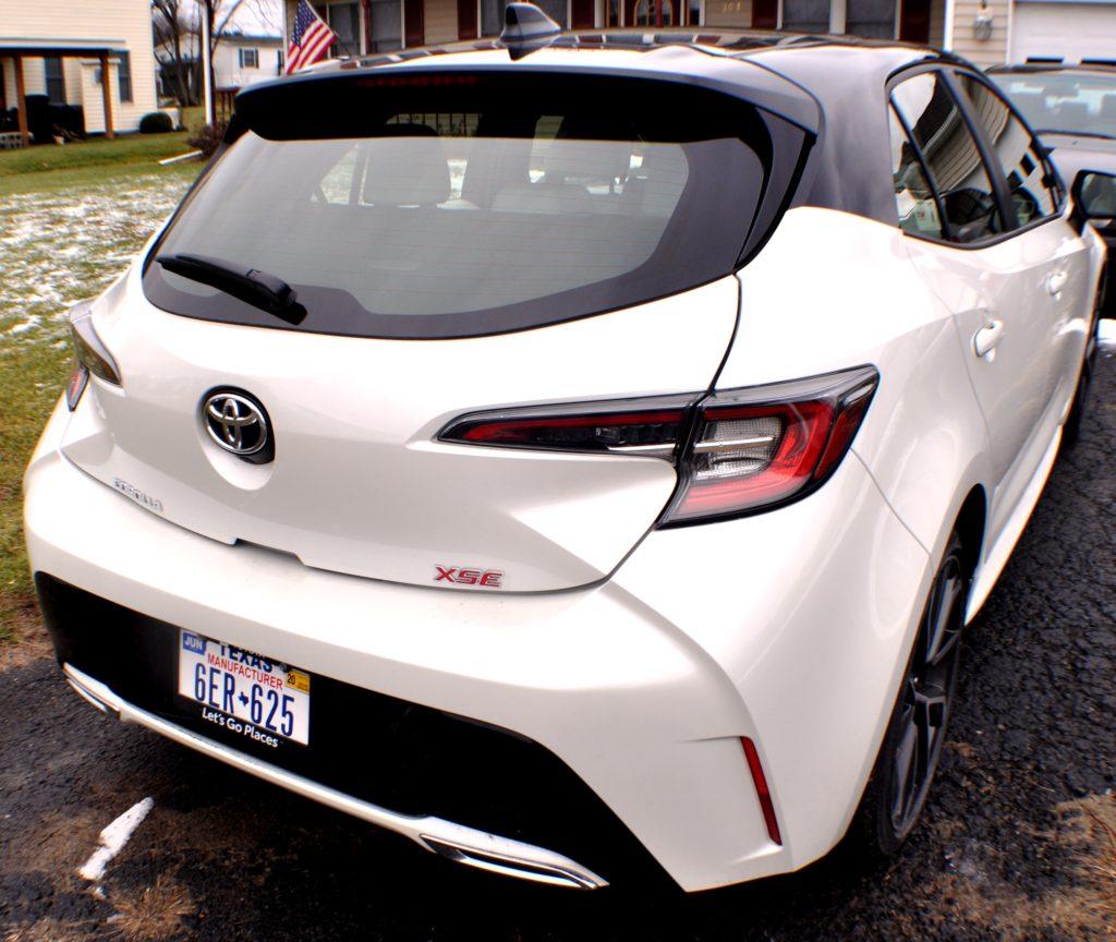 Test Drive - 2020 Toyota Corolla Hatchback