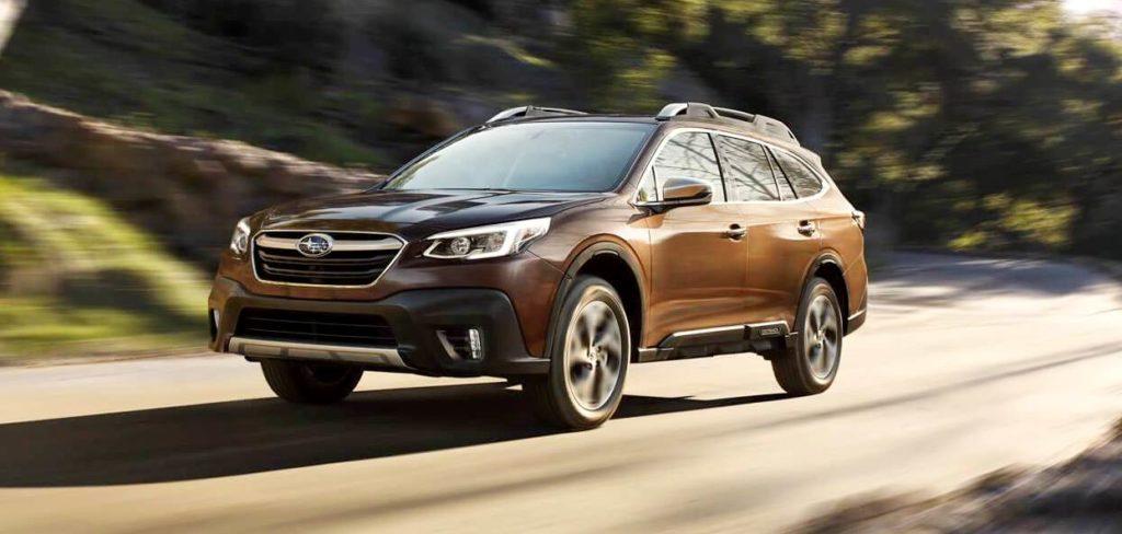Test Drive - New 2020 Subaru Outback
