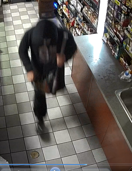 Police seeking assistance in identifying suspect who broke into a gas station in Union