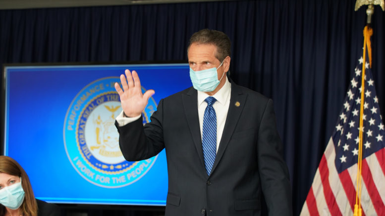Governor Cuomo outlines school openings, provides COVID update
