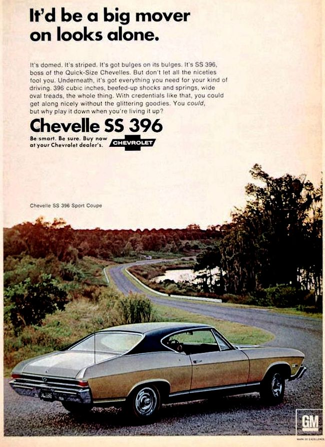 Cars We Remember - The most collectable 1968 Chevelle SS 396 and the rarest of them all