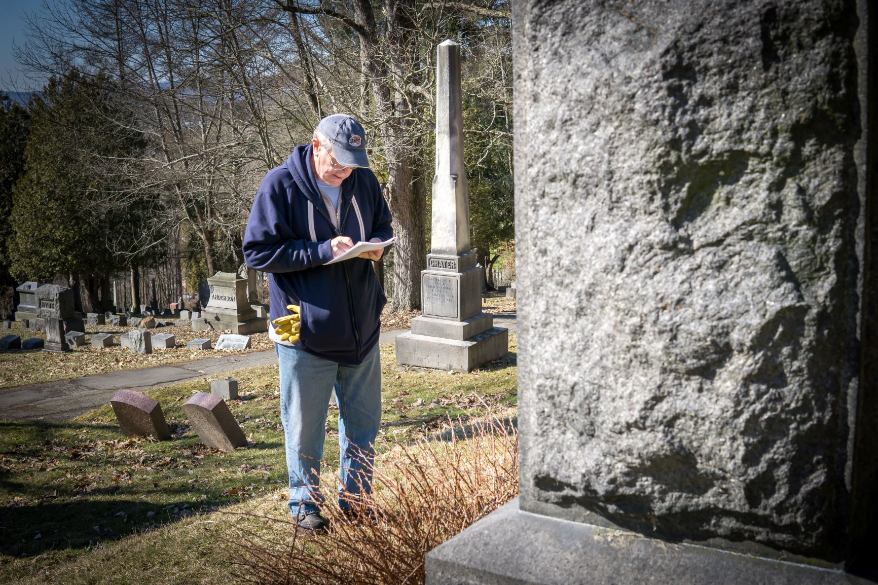 New Evergreen Cemetery Virtual Tour Launched