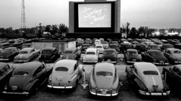 Collector Car Corner - Classic car values and the drive-in movie revival