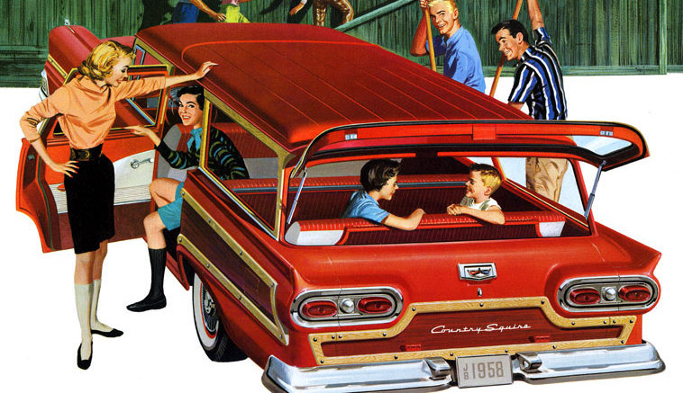 Collector Car Corner - 1987 Pontiac Station Wagon and Pontiac's full-size 1982 hiatus