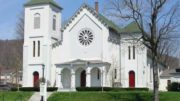 Local churches adapt and re-open