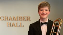 Dove Selected for the 2020 All National Modern Band Ensemble