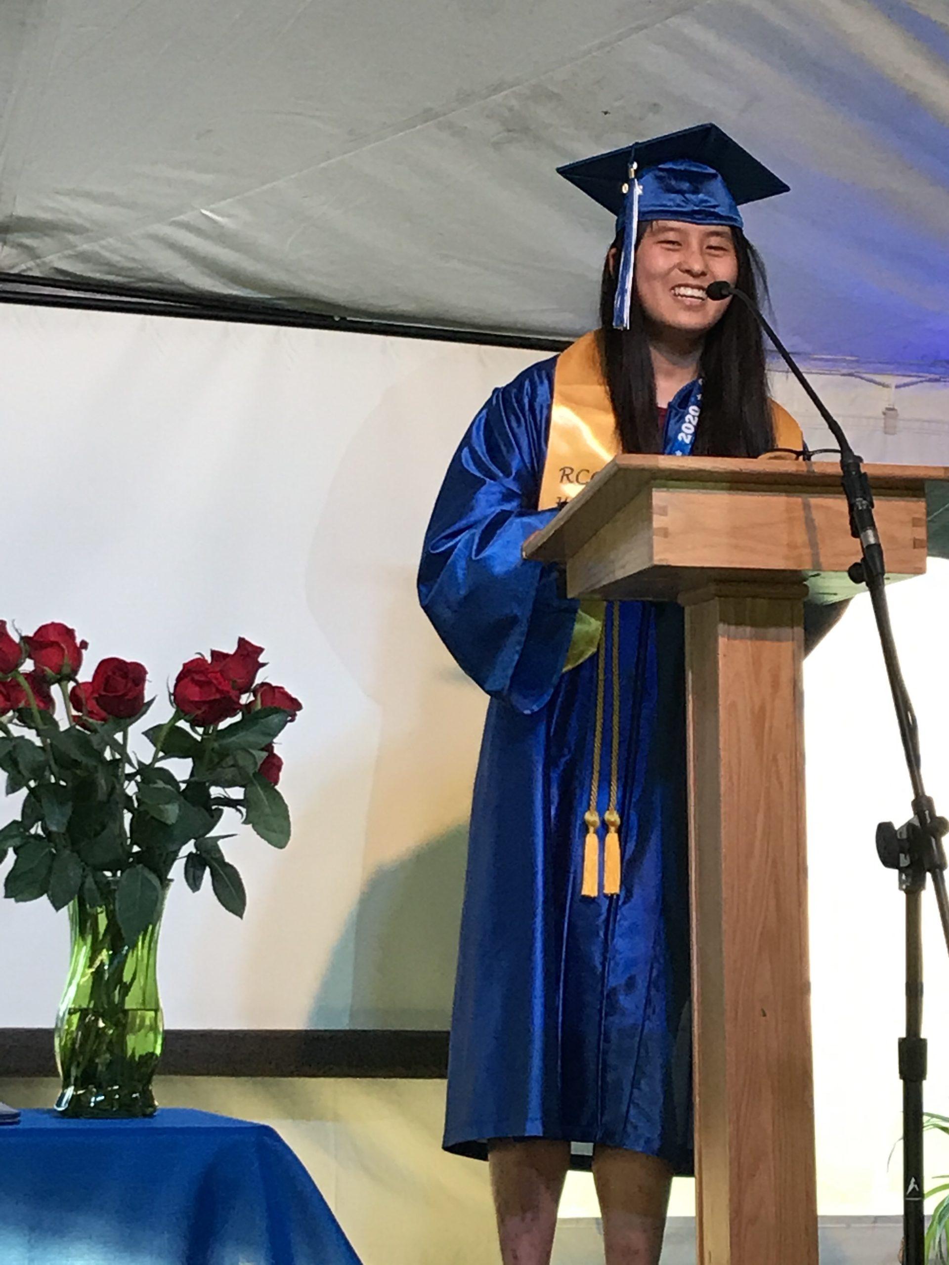 Ross Corners Christian Academy celebrates 60 years, honors graduates