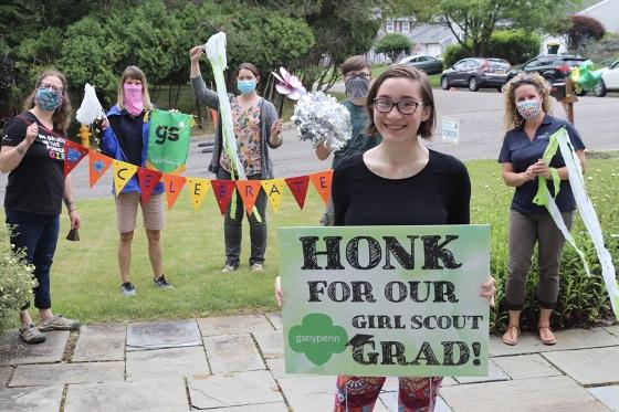 Scout Council recognizes graduating Ambassadors