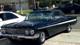Collector Car Corner - Fernando Soto's gorgeous '61 409 brings back fond memories