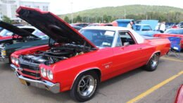 Collector Car Corner - Six generations of the popular Chevy El Camino pickup