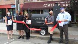 Cellar Restaurant holds grand re-opening