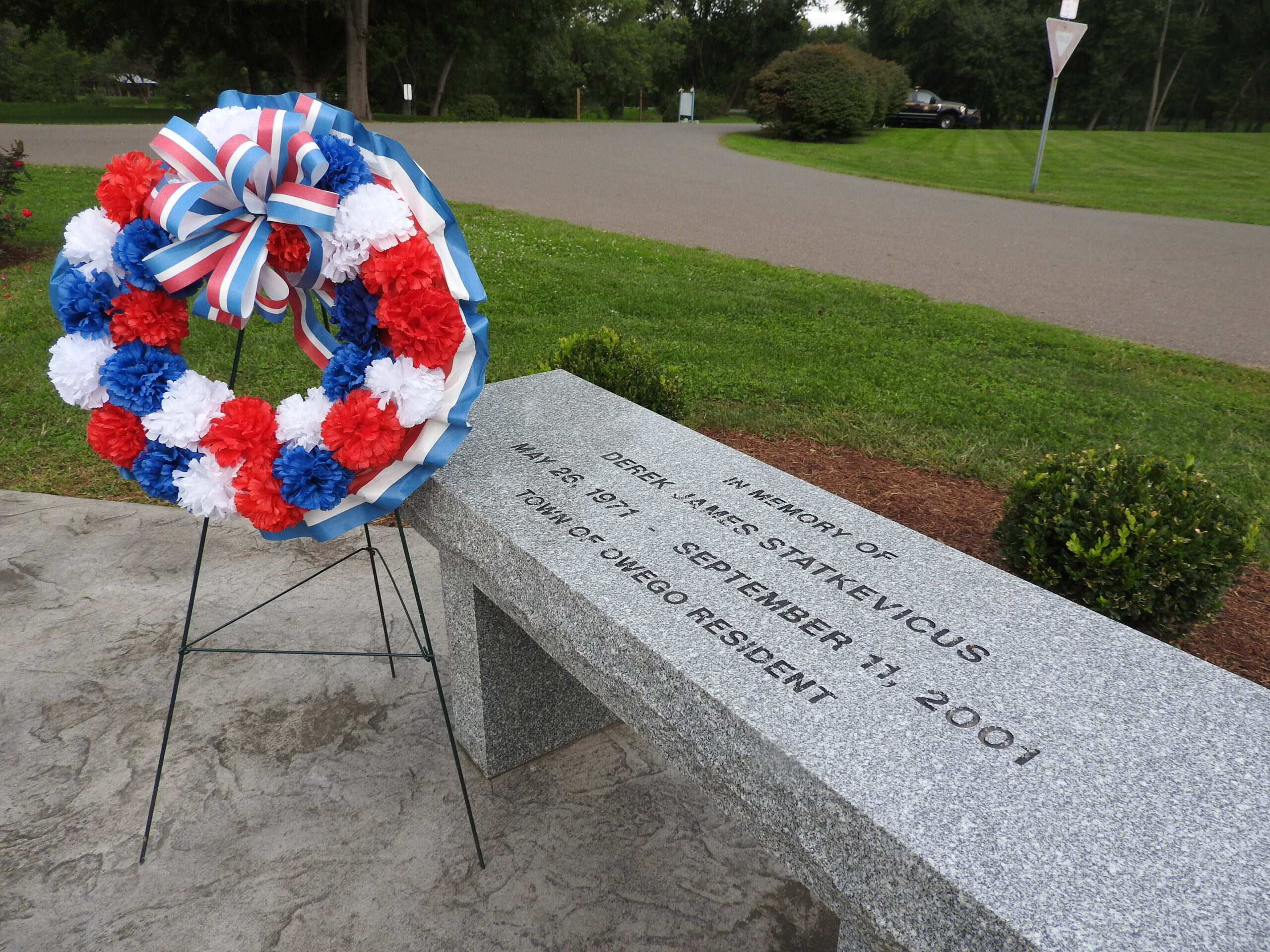 Ceremony pays tribute to those lost on 9/11