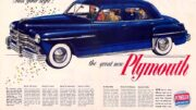 Cars We Remember - Chrysler Corporation Memories 1949 and a special 1950 Plymouth