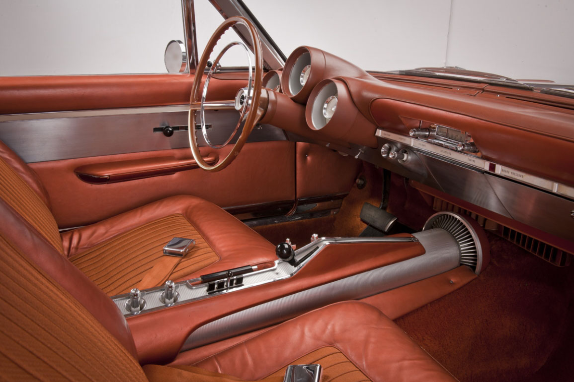 Collector Car Corner - The 1963-1964 Chrysler Turbine Car was ahead of its time