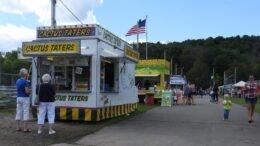 A taste of the County Fair