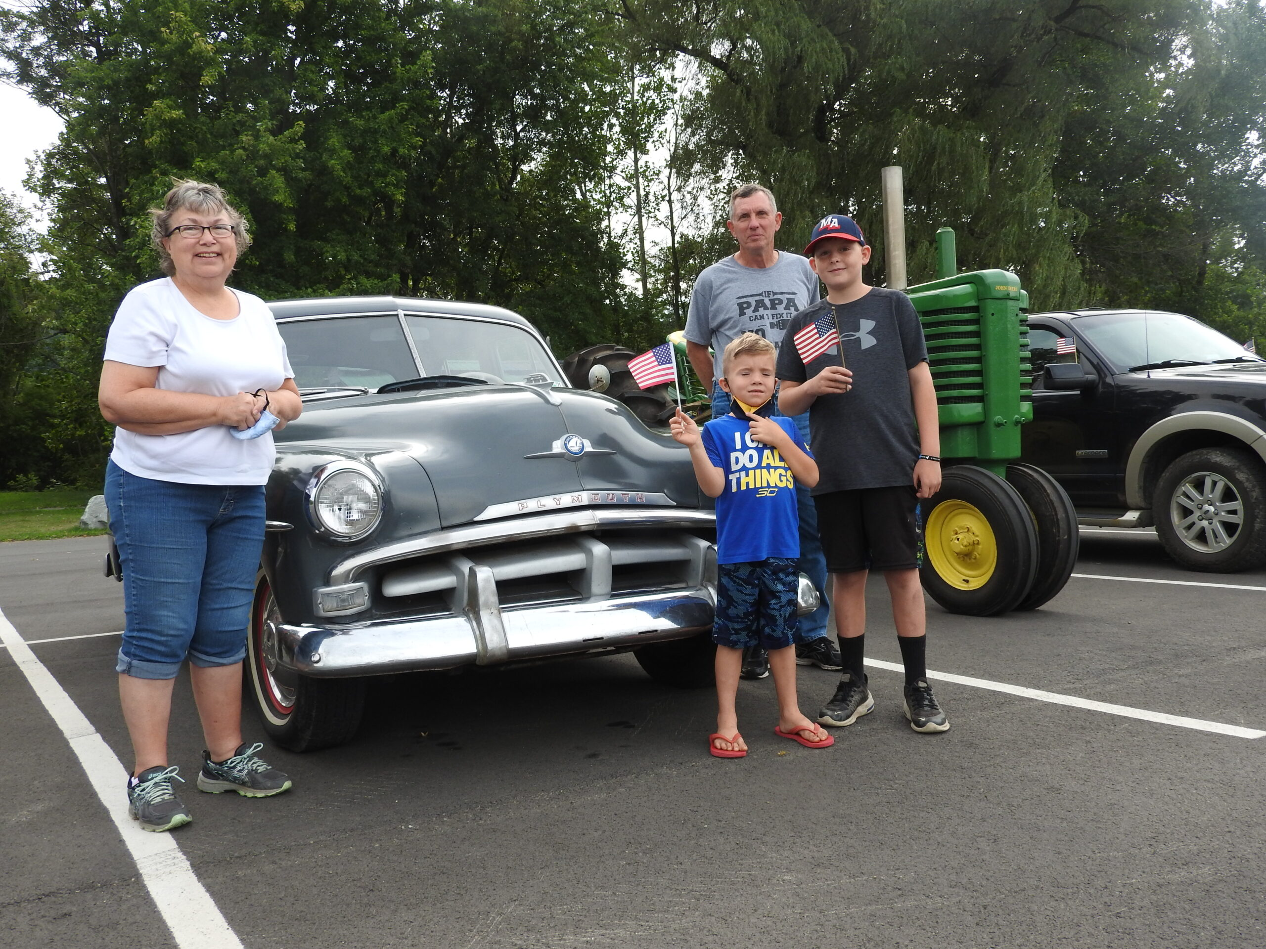 Hankering for a summertime parade