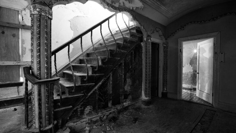 'New York Abandoned' to open at the Tioga Arts Council Gallery