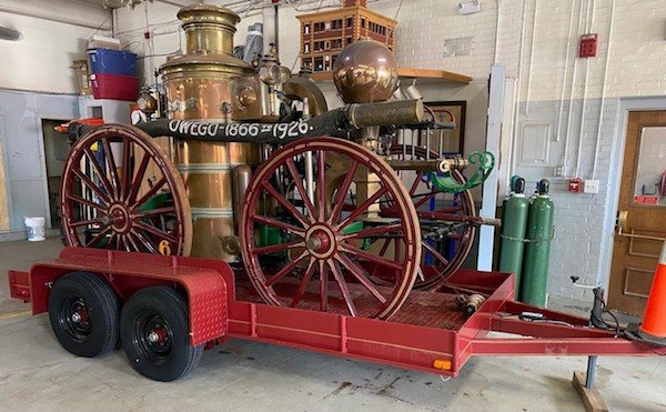 Pride of OFD Heads to Maine for Repair