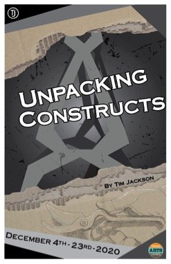 December exhibit to highlight 'Unpacking Constructs' by Tim Jackson