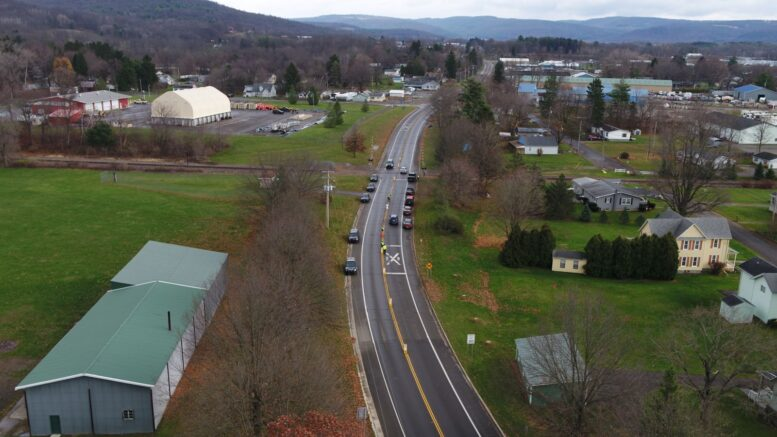 Seatbelt checkpoint results in Tioga County