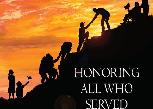 Veterans Day in Tioga County