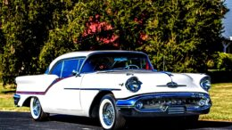 Collector Car Corner - 1957: The Year of Fuel Injection, Tri-Power 3x2 induction and a very fast Rambler Rebel