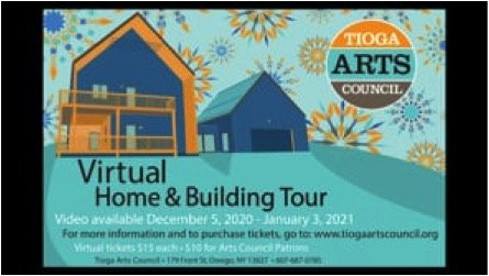 Building and Home Tour taking place virtually this year