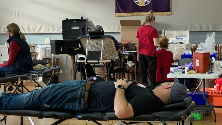 Blood donations needed now more than ever