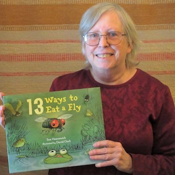 Local author releases book about flies