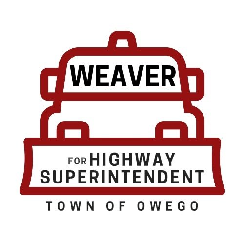 Weaver announces run for Town of Owego Highway Superintendent