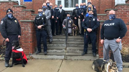 Police Reform talks continue in the Village of Owego