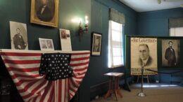 Flag exhibit opens in Owego