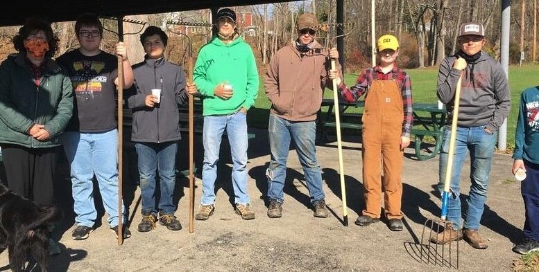 New fitness trail welcomes visitors