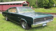 Collector Car Corner - '66 Dodge Charger was to be Chrysler Turbine powered
