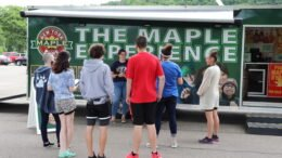 Students get a 'Maple Experience'