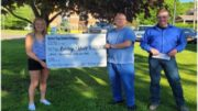 Ashley Holt recipient of Northern Tioga Chamber of Commerce Scholarship