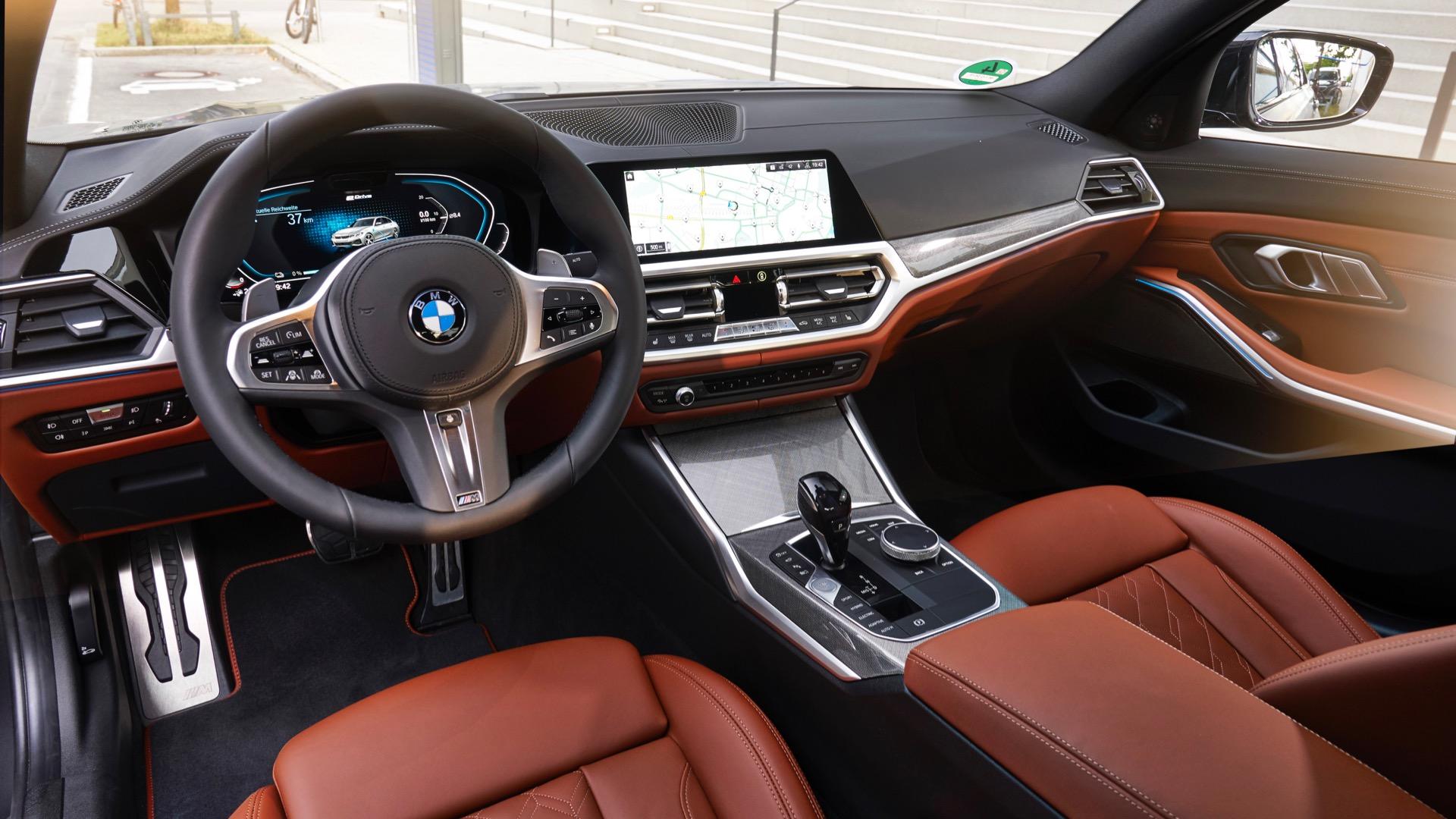 Test Drive - 2021 BMW 330e Hybrid