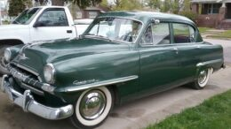 Cars We Remember: 2 for 1 Special '53 Plymouth and '69 Olds
