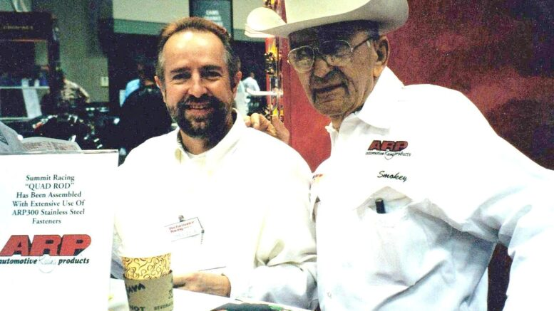 Collector Car Corner; Smokey Yunick memories and more 427 Mystery Motor madness