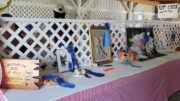 The Arts and Crafts Barn at the Tioga County Fair