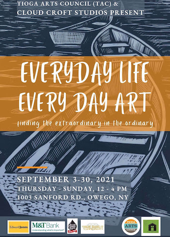 Local art experience offered during September